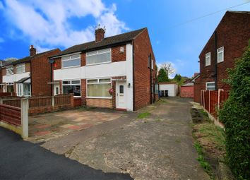 Thumbnail 2 bedroom semi-detached house for sale in Redland Ave, Reddish