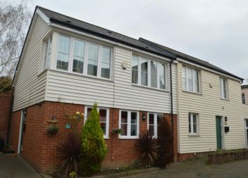 Thumbnail 2 bed semi-detached house to rent in High Street, Ewell, Epsom