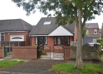 Thumbnail 2 bed bungalow for sale in Trevor Road, Urmston, Manchester, Greater Manchester