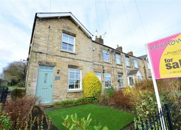 Thumbnail 2 bed end terrace house for sale in New Row, Leeds, West Yorkshire