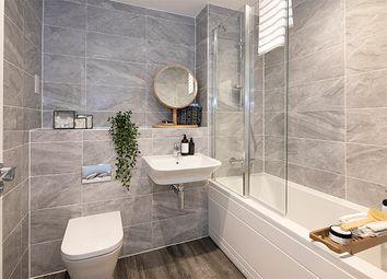 "Thumbnail 2 bedroom flat for sale in ""2 Bedroom Apartment"" at Fairfield Way, Keynsham, Bristol"