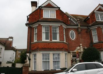 Thumbnail Flat to rent in Derwent Road, Eastbourne