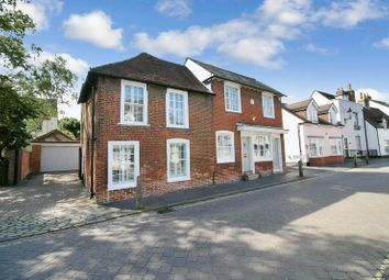 Thumbnail 4 bed detached house for sale in South Street, Titchfield, Fareham