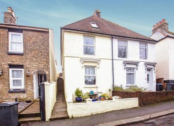 Thumbnail 4 bed semi-detached house for sale in Prospect Place, Dover, Kent, .