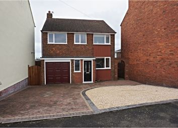 Thumbnail 3 bed detached house to rent in Grosvenor Road, Dudley