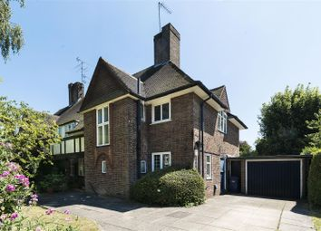Thumbnail 4 bed semi-detached house for sale in Raeburn Close, London
