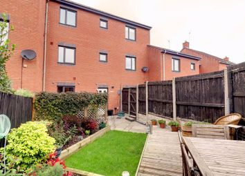 Thumbnail 4 bed terraced house for sale in Blackberry Avenue, Lichfield