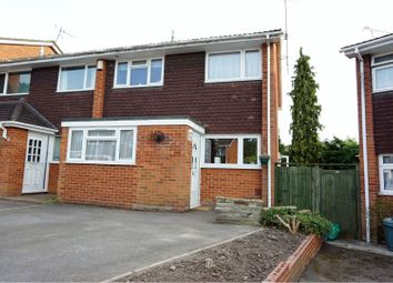 3 bed end terrace house for sale in Wild Briar, Wokingham RG40