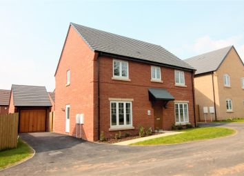 Thumbnail 4 bed detached house for sale in Knightley Road, Gnosall, Stafford