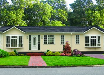 Thumbnail 2 bed mobile/park home for sale in New Forest Park, West Common, Southampton