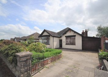 Thumbnail 3 bed detached bungalow for sale in Milehouse Lane, Newcastle, Staffs