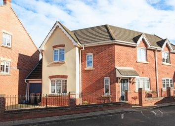 Thumbnail 3 bed semi-detached house for sale in 59 Pooler Close, Wellington, Telford