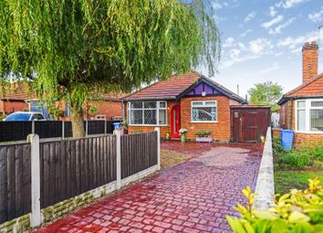 Thumbnail 3 bed detached bungalow for sale in Wiltshire Road, Chaddesden, Derby
