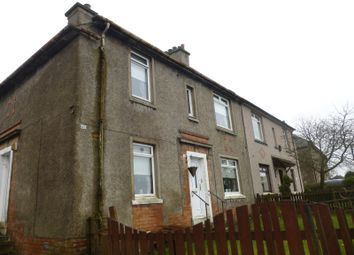 Thumbnail 2 bedroom flat for sale in Greengairs Road, Greengairs, Airdrie