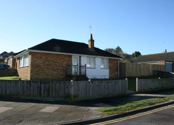 Thumbnail 3 bed bungalow to rent in Eridge Road, Rodmill Area, Eastbourne
