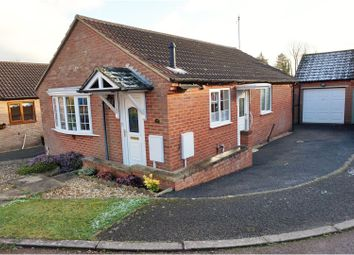 Thumbnail 2 bed detached bungalow for sale in Westmorland Drive, Desborough