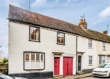Thumbnail 3 bedroom cottage for sale in High Street, Puckeridge, Hertfordshire