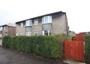 Thumbnail 3 bed flat to rent in Arbroath Avenue, Glasgow