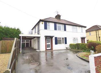 Thumbnail 3 bed semi-detached house for sale in Hellesdon, Norwich, Norfolk