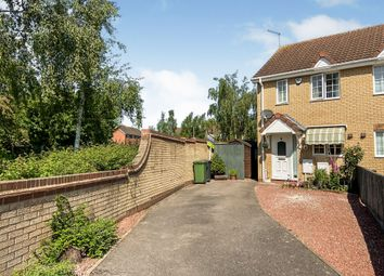 2 bed semi-detached house for sale in Wigmore Drive, Stanground, Peterborough PE2