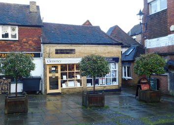 Thumbnail Retail premises to let in The Shambles, Sevenoaks