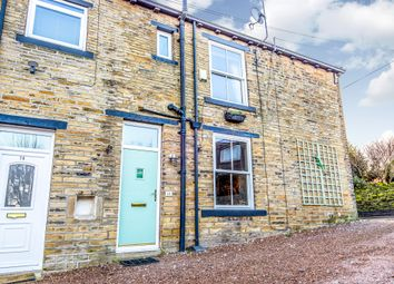 Thumbnail 2 bed cottage for sale in Upper Lane, Northowram, Halifax