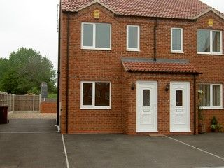 Thumbnail 2 bed semi-detached house to rent in Ludford Close, Long Eaton, Nottingham
