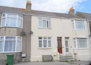Thumbnail 3 bedroom terraced house to rent in Channel View Road, Portland, Dorset