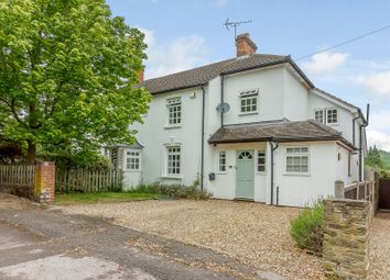 Thumbnail 4 bed semi-detached house for sale in School Lane, Lower Bourne, Farnham