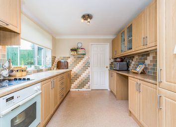Thumbnail 4 bed detached house for sale in Tennyson Avenue, Midway, Swadlincote