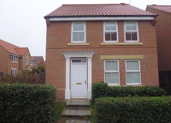 Thumbnail 4 bed detached house for sale in Goldstraw Lane, Fernwood, Newark