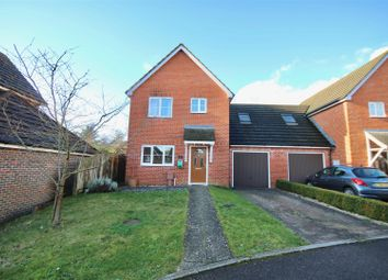 Thumbnail 4 bed semi-detached house for sale in Redwing Road, Clanfield, Hampshire