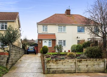 Thumbnail 3 bed semi-detached house for sale in Avis Road, Newhaven
