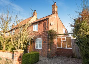 Thumbnail 2 bed semi-detached house to rent in The Street, Hindolveston, Dereham