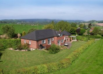 Thumbnail 4 bed detached house to rent in Serendipity, Hill Chorlton, Newcastle-Under-Lyme