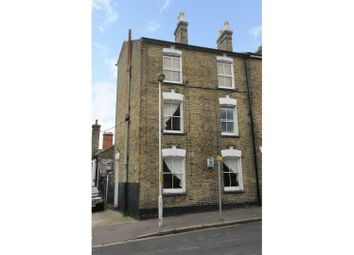 Thumbnail 3 bed end terrace house for sale in Broad Street, Ramsgate