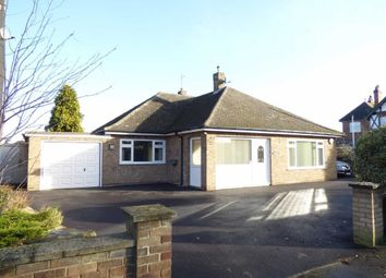 Thumbnail 3 bed bungalow for sale in Willingham Road, Market Rasen, Lincolnshire