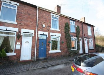 Thumbnail 2 bed town house for sale in Quarry Terrace, Kidsgrove, Stoke-On-Trent