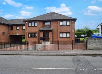 Thumbnail 2 bed flat for sale in Lintongate, Hareleeshill Road, Larkhall