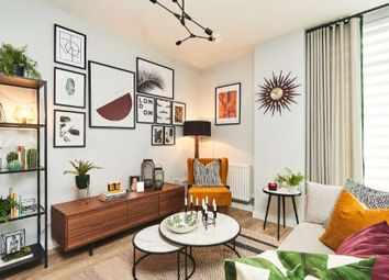 """Thumbnail 1 bed flat for sale in """"Plot 105"""" at Victoria Way, London"""