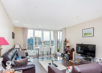 Thumbnail 2 bed flat for sale in The Oxygen, 18 Western Gateway, Royal Victoria