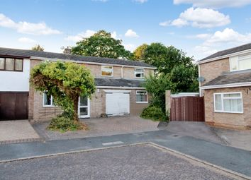 Thumbnail 4 bed semi-detached house for sale in Swallowdale, Colchester