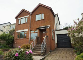 Thumbnail 4 bedroom detached house for sale in Redlands Road, Penarth