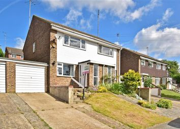 Thumbnail 2 bed semi-detached house for sale in Lapwing Close, South Croydon, Surrey