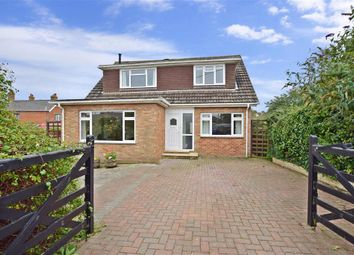 Thumbnail 3 bed detached house for sale in Regina Road, Freshwater, Isle Of Wight
