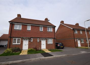 Thumbnail 2 bed semi-detached house for sale in Tabby Drive, Three Mile Cross, Reading, Berkshire