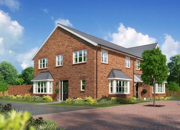 """Thumbnail 4 bed semi-detached house for sale in """"Crawford"""" at Close Lane, Alsager, Stoke-On-Trent"""