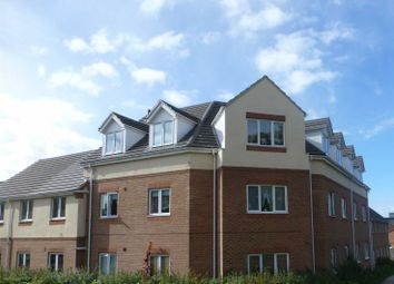 Thumbnail 2 bedroom flat to rent in Trefoil Lodge, Cuttys Lane, Stevenage