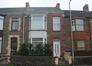 Thumbnail 3 bed terraced house for sale in Tanygroes Street, Port Talbot
