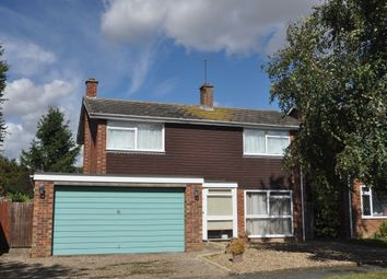Thumbnail 4 bed detached house for sale in Freeman Avenue, Henley, Ipswich